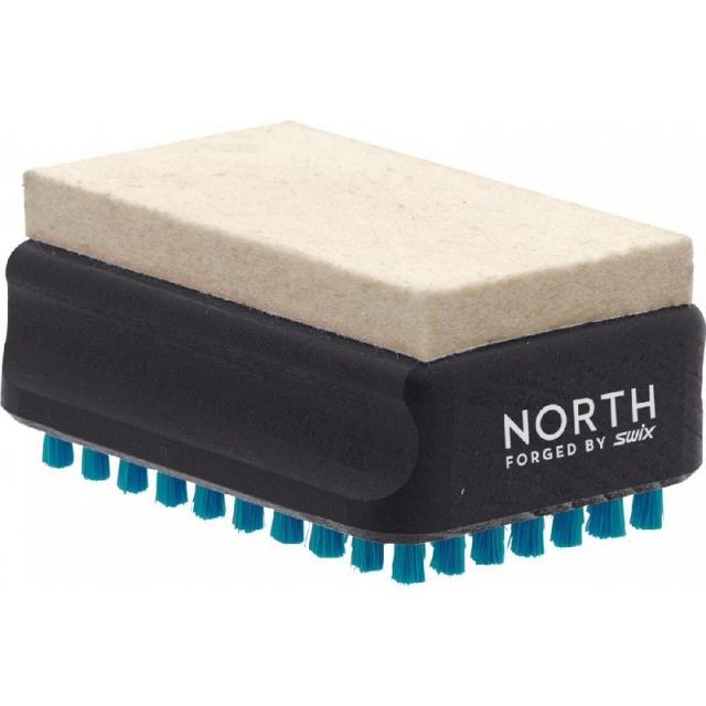 Swix - North Felt/Nylon Brush