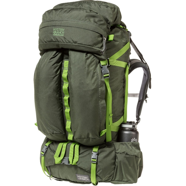 Mystery Ranch - Terraplane Backpack Mens - Evergreen