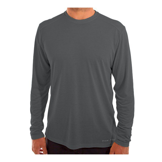Free Fly Apparel - Men's Bamboo Lightweight Long Sleeve