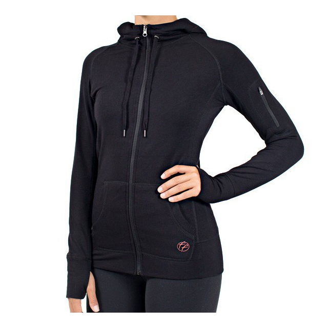 Free Fly Apparel - Women's Bamboo Full Zip Hoody