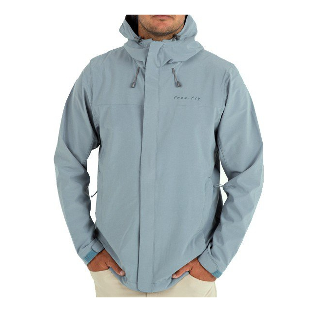 Free Fly Apparel - Men's Bamboo-Lined Crossover Jacket