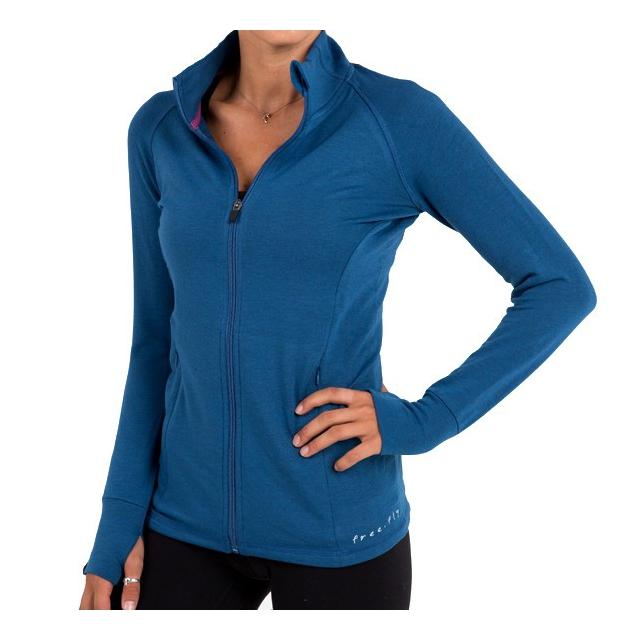 Free Fly Apparel - Women's Bamboo Fleece Full Zip