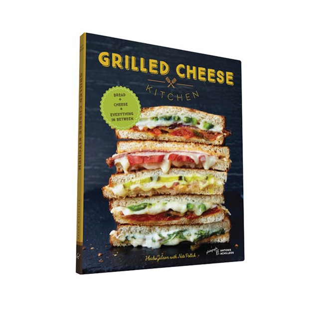 Chronicle Book - - Grilled Cheese Kitchen