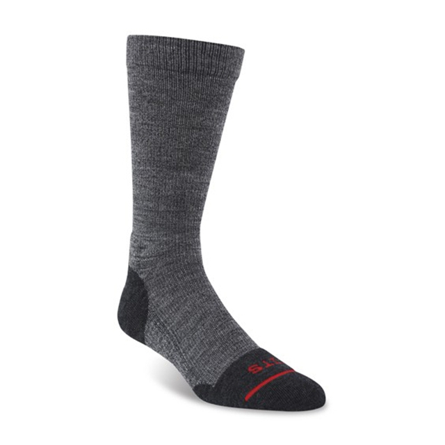FITS - Light Hiker Crew Sock (Coal)