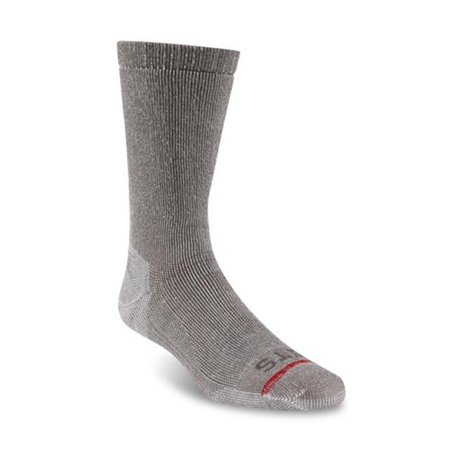 FITS - Rugged Hiker Crew Sock (Coal)