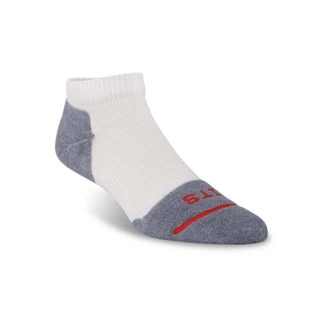 FITS - Ultra Light Runner No-Show Sock (Light Grey)