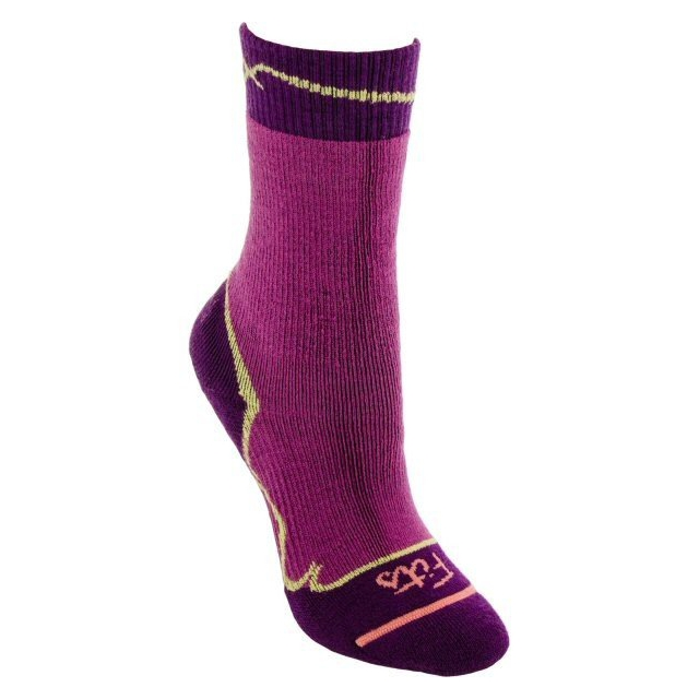 FITS - Women's Medium Hiker Crew Socks