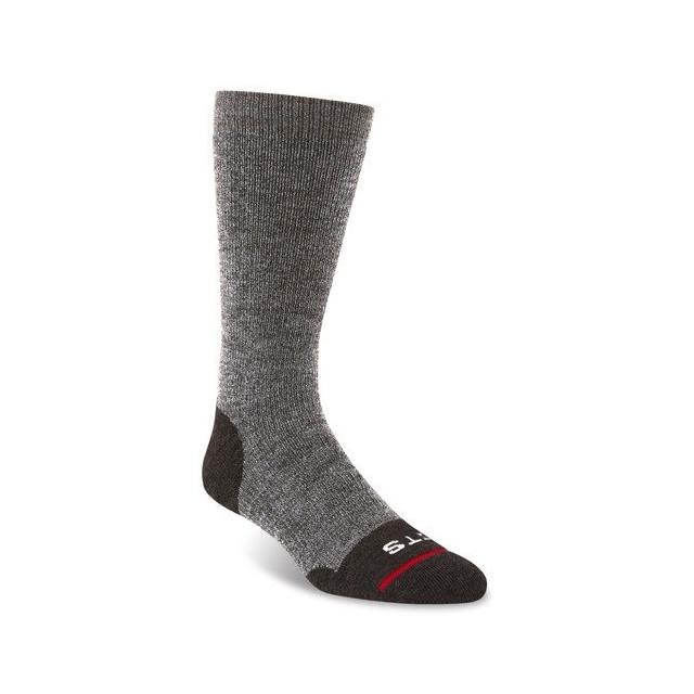 FITS - Medium Hiker Crew Sock (Coal)