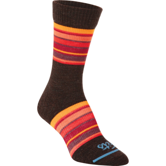 FITS - Women's Ultra Light Casual Crew Sock - Park Collection