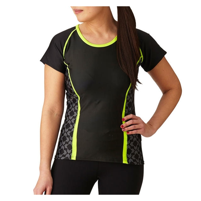 Moxie Cycling - Women's  High Vis Lumenex Color Block Jersey