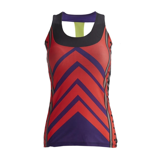 Moxie Cycling - Women's Little Red T-Back Jersey