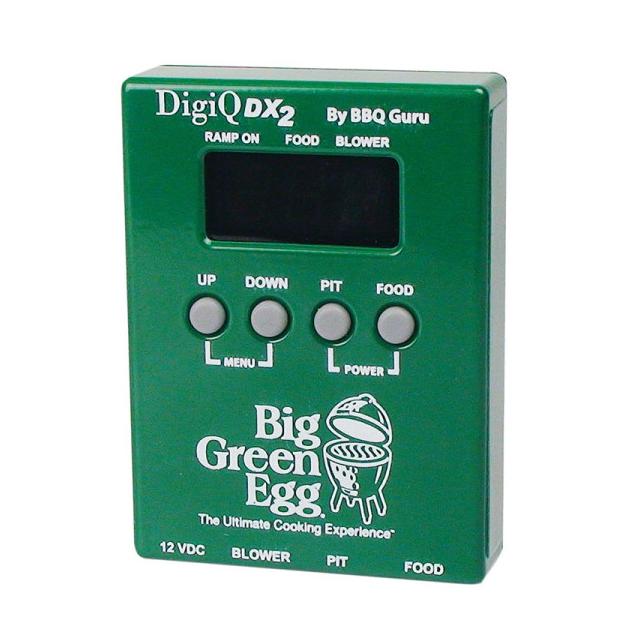 Big Green Egg - BGE BBQ GURU for XXL, XL, L and M