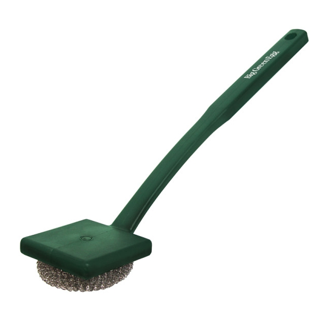 Big Green Egg - Stainless Steel Mesh Heavy-Duty Grill Scrubber
