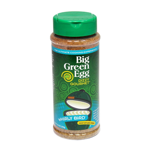 Big Green Egg - Dizzy Gourmet Whirly Bird