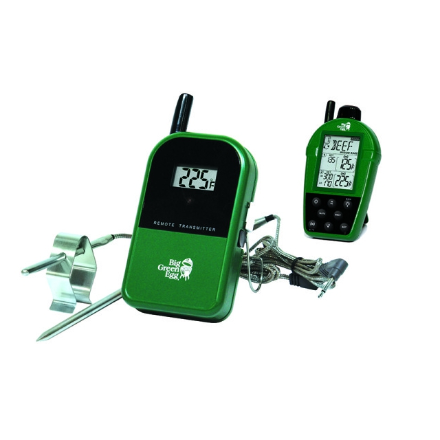 Big Green Egg - EGG-Shaped Dual Probe Wireless Remote Thermometer