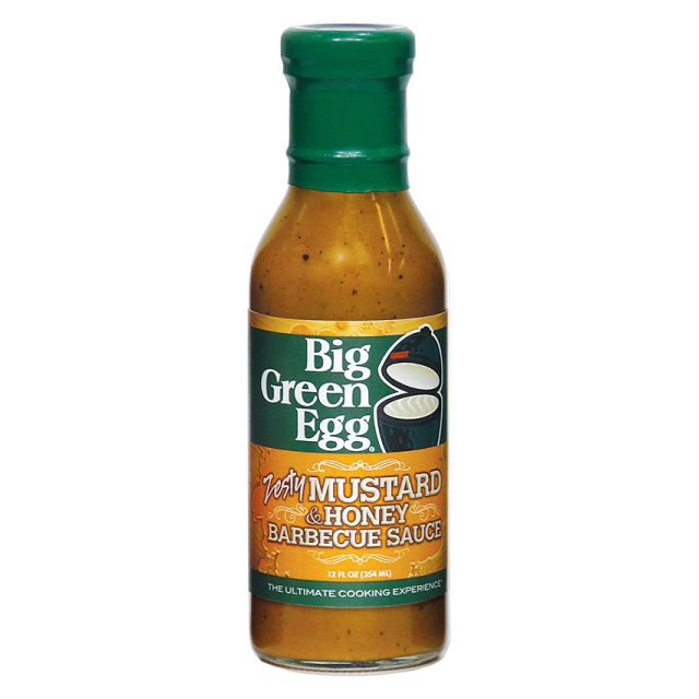 Big Green Egg - BBQ Sauce, Zesty Mustard & Honey