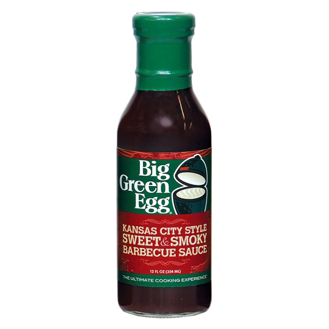 Big Green Egg - BBQ Sauce, Kansas City Style - Sweet & Smoky