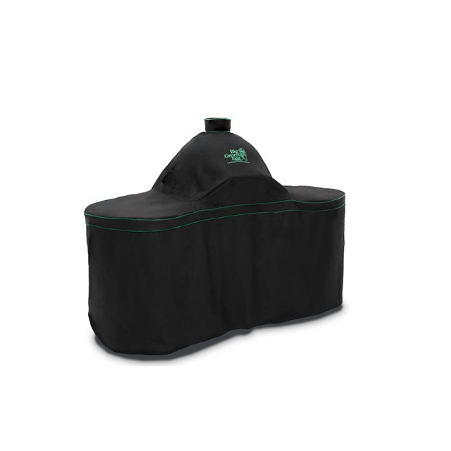 Big Green Egg - Ventilated Cover w/piping and handle for XLarge or Large EGG