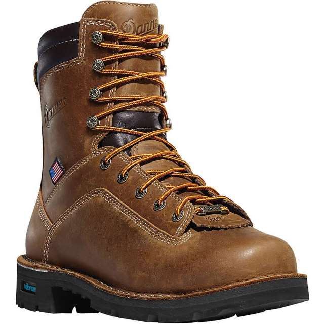 Danner - Men's Quarry USA 8IN NMT 400G Insulated GTX Boot