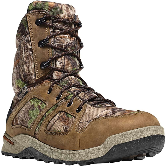 Danner - Men's Steadfast 8IN 800G Insulated Boot