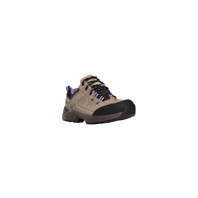 Danner - Zigzag Low Gore Tex Trail Shoe - Women's - Grey In Size: 9