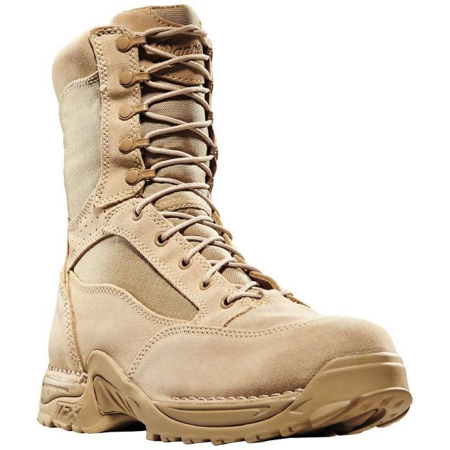 Danner - Women's Desert TFX Rough-Out Hot 8IN Boot