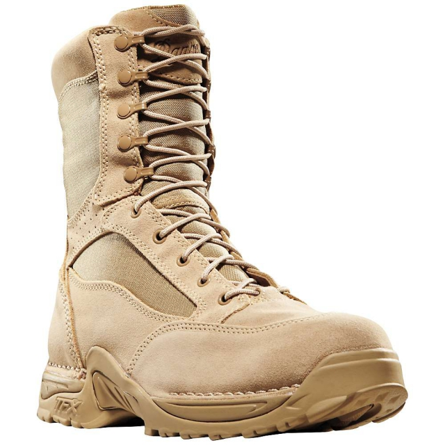 Danner - Men's Desert TFX Rough-Out Hot 8IN Boot