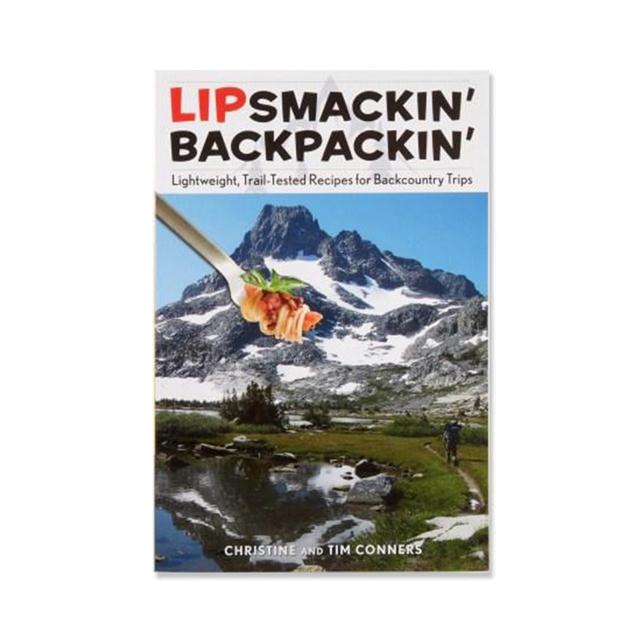 Globe Pequot Press - - Lipsmackin` Backpackin`