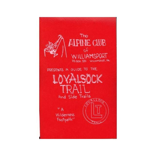 Liberty Mountain - Loyalsock Trail Guide