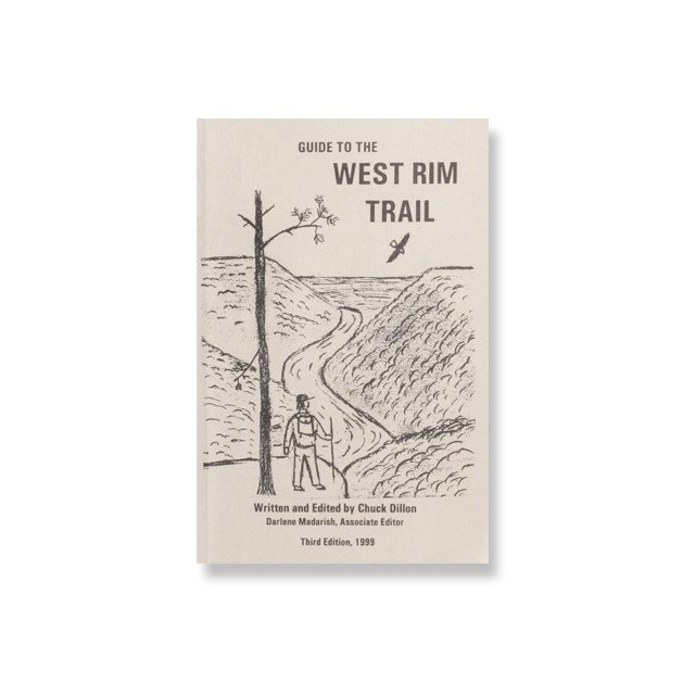 Liberty Mountain - Guide To The West Rim Trail