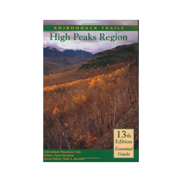 Liberty Mountain - ADK Guide - Adirondack Trails High Peaks Region