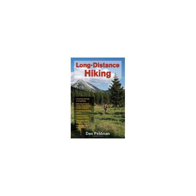 Liberty Mountain - Long Distance Hiking - Paperback