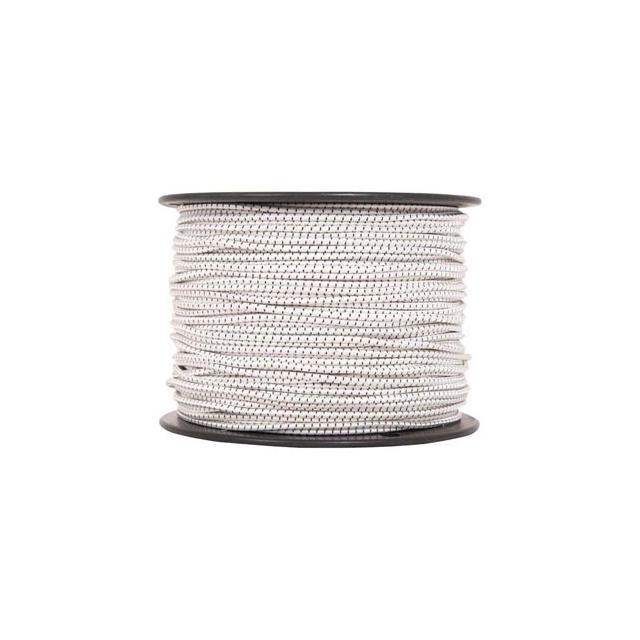 "Liberty Mountain - shock cord 1/8""x500' white"