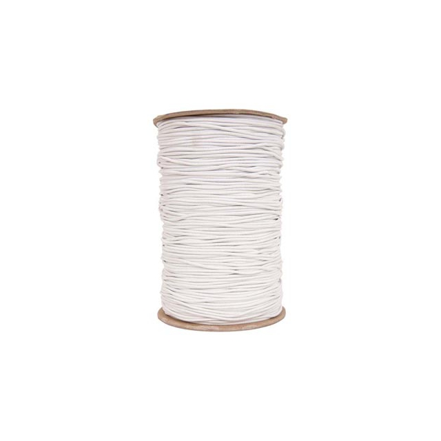 "Liberty Mountain - shock cord 3/32""x1000' white"