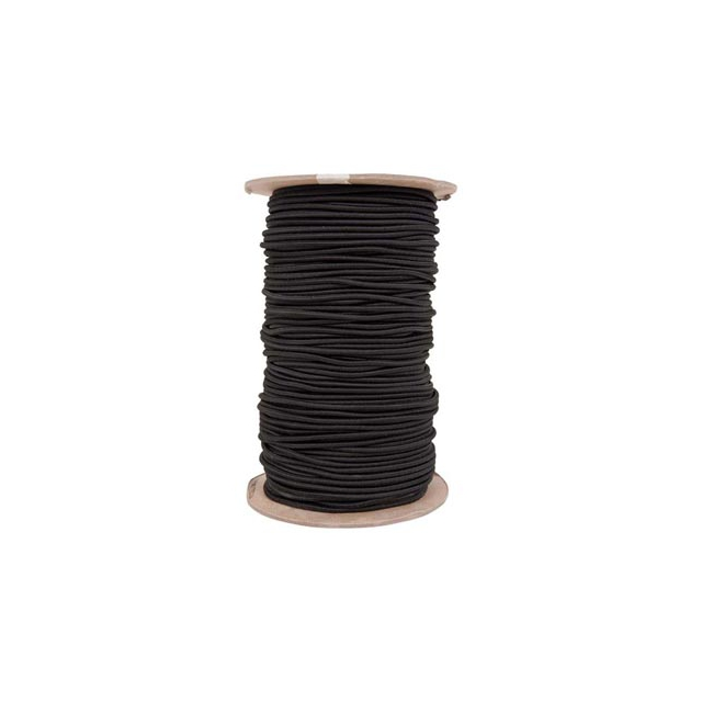 "Liberty Mountain - shock cord 3/16""x500' black"