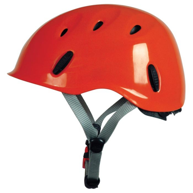 Liberty Mountain - combi rock helmet red
