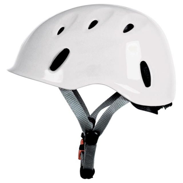 Liberty Mountain - combi rock helmet white