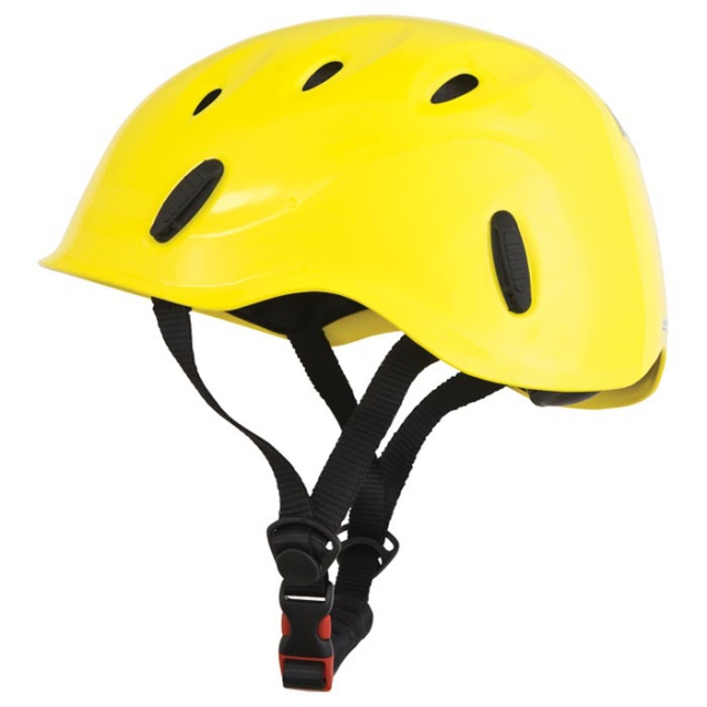 Liberty Mountain - combi rock helmet yellow