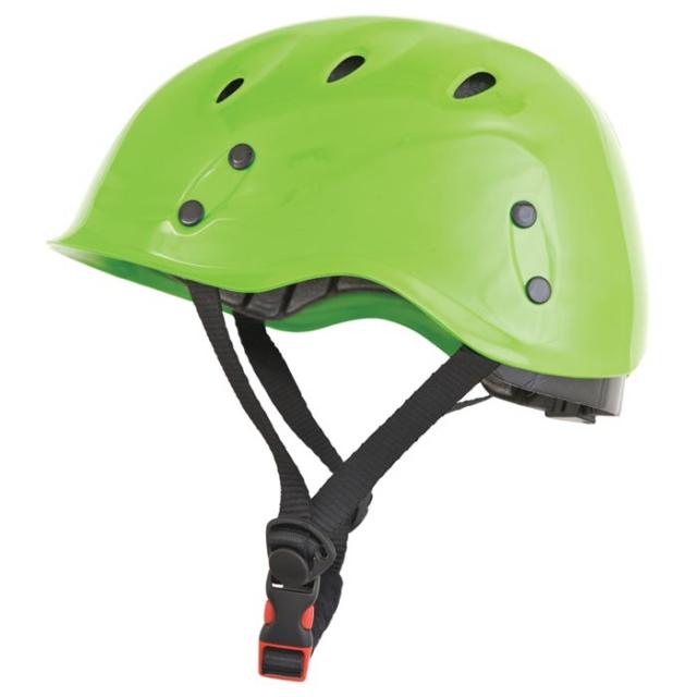 Liberty Mountain - combi rock helmet green
