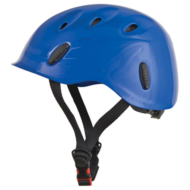 Liberty Mountain - combi rock helmet blue