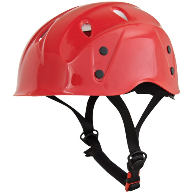 Liberty Mountain - rock master helmet red