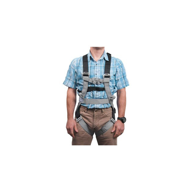Liberty Mountain - rope course full-body harness grey xl
