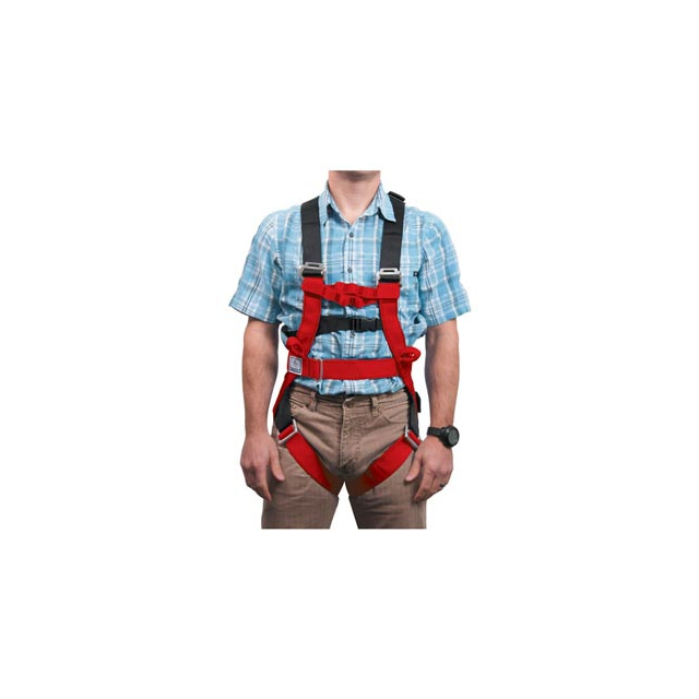 Liberty Mountain - rope course full-body harness red s