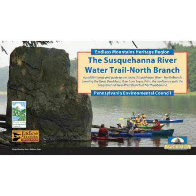 Liberty Mountain - Susquehanna River Water Trail-North Branch Guidebook
