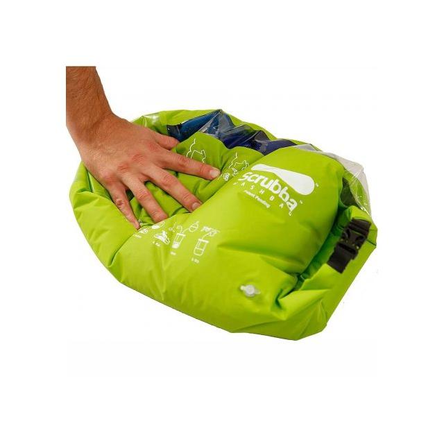 Lifestraw - Scrubba Wash Bag - Portable Washing Machine