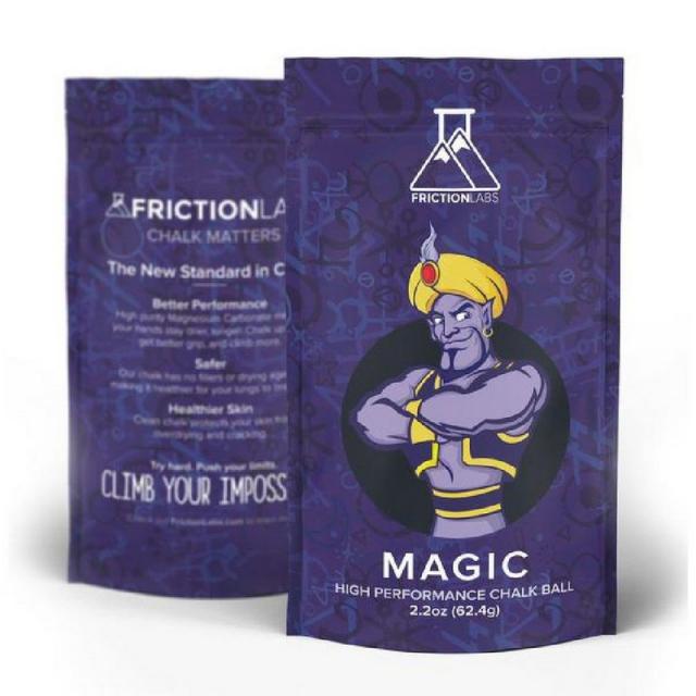 Frictionlabs - Magic Reusable Chalk Ball