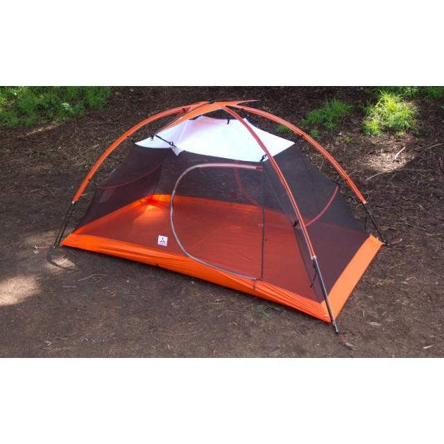 Slingfin Tents - - Crossbow 2 Mesh Tent - 2P - Orange Grey