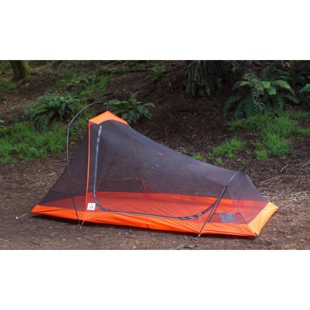 Slingfin Tents - - 2Lite 2P Ultralite Tent - 2P - Orange Grey