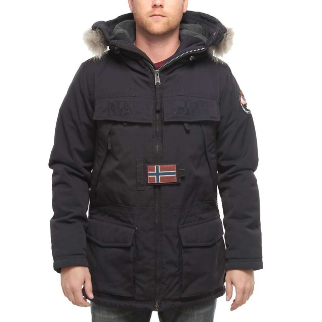 Napapijri - Men's Open Skidoo Jacket