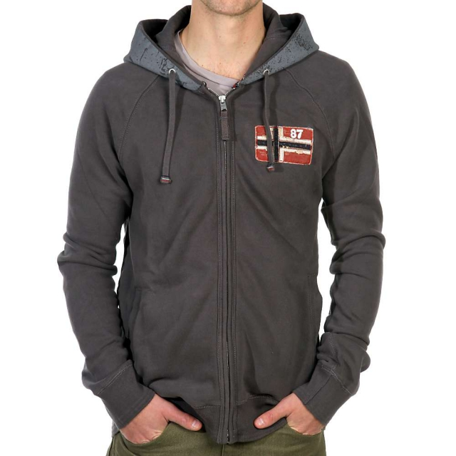 Napapijri - Men's Goryn 11 Full Zip Hoody